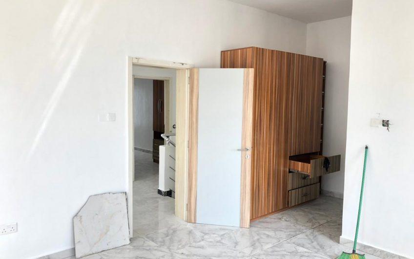 4 BEDROOM SEMI-DETACHED DUPLEX WITH BQ