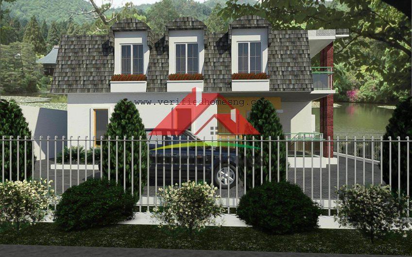 4 Bedroom House (duplex)
